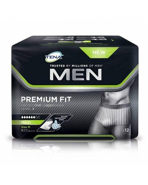 Tena Men Level 4 Premium Fit Talla L 10 Unidades