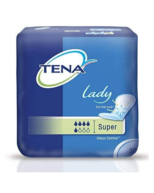 Tena Lady Super 30 Unidades
