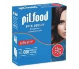 PACK PILFOOD DENSITY 60 CAPS + CHAMPÚ 200ML
